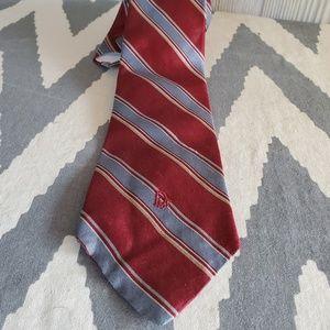 Vintage Christian Dior Silk Tie